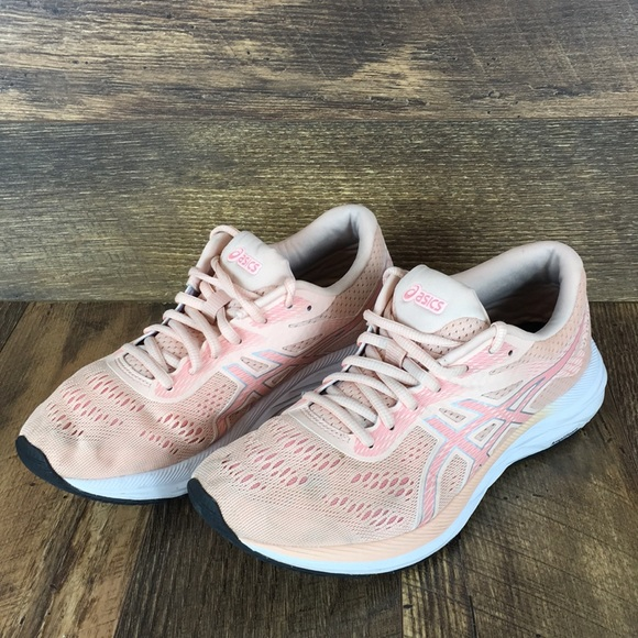 Asics Gel Excite 6 Baby Pink Shoes